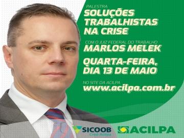 ACILPA promove palestra online sobre Soluções Trabalhistas na Crise