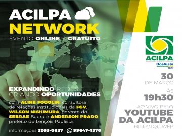 Associação Comercial lança o programa Acilpa Network