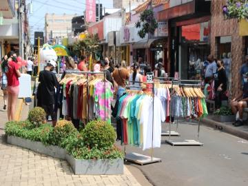 Mega Saldão Acilpa agrada comerciantes e consumidores