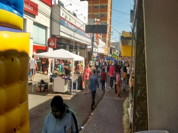 Acilpa interdita rua 15 de Novembro neste sábado para promoção de Dia dos Pais