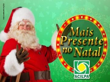 Ganhadores da promoção Mais Presente no Natal